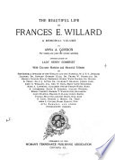 The Beautiful Life of Frances E. Willard