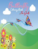 Butterfly Coloring Book for Girls