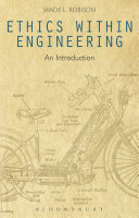 Pdf Ethics Within Engineering