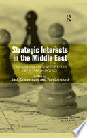 Strategic Interests in the Middle East Book PDF