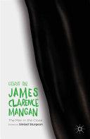 Essays on James Clarence Mangan Pdf/ePub eBook