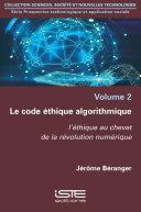 Pdf Le code éthique algorithmique Telecharger