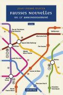 Fausses nouvelles du 21è arrondissement