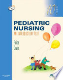 """Pediatric Nursing: An Introductory Text"" by Debra L. Price, Julie F. Gwin"