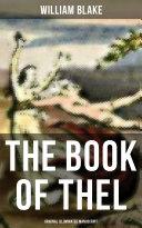 THE BOOK OF THEL (Original Illuminated Manuscript)