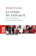 Pdf Le temps de Vatican II Telecharger