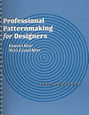 Professional Patternmaking for Designers