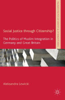 Social Justice through Citizenship