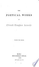 The Poetical Works of Edward Vaughan Kenealy ...: A new pantomime [or Goethe] Act I-II