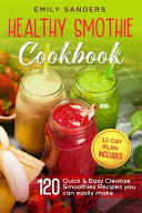 Healthy Smoothie Cookbook