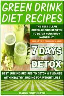 Green Drink Diet Recipes