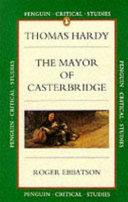 The Mayor Of Casterbridge Pdf/ePub eBook
