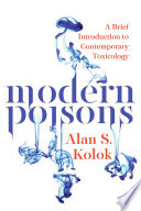 Modern Poisons Book