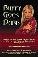 Pdf Buffy Goes Dark