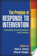 The Promise of Response to Intervention Book