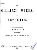 The Solicitors' Journal