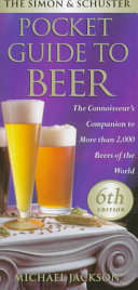 The Simon   Schuster Pocket Guide to Beer