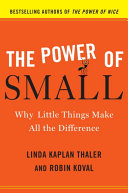 Pdf The Power of Small