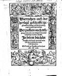 Viertzehen ausz der heylige[n] geschrifft, gegründter Predig, zu Wittenberg yetzt newlich gepredigt