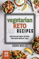 Vegetarian Keto Diet Recipes Book