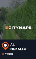 City Maps Al Mukalla Yemen