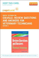 Review Questions And Answers For Veterinary Technicians