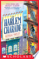 The Harlem Charade Natasha Tarpley Cover
