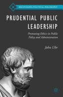 Prudential Public Leadership [Pdf/ePub] eBook