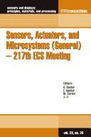 Sensors  Actuators  and Microsystems  General    217th ECS Meeting