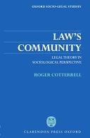 Law's Community