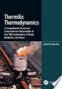 Thermitic Thermodynamics