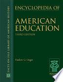 Encyclopedia of American Education: F to P