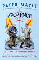 Provence A-Z [Pdf/ePub] eBook