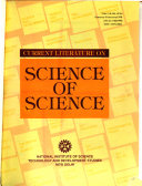 Current Literature on Science of Science