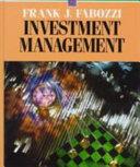 Investment Management Book