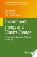 Environment  Energy and Climate Change I