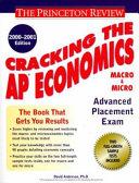 Economics (Macro and Micro) 2000-2001