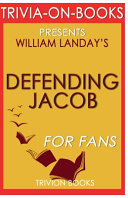 Trivia On Books Defending Jacob by William Landay Book PDF