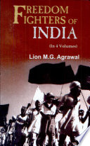 Freedom Fighters of India  in Four Volumes