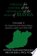 Struggle for Control of the Hinterland of the Bight of Biafra