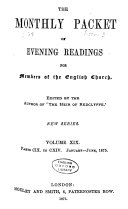 The Monthly Packet of Evening Readings
