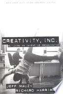 Creativity, Inc
