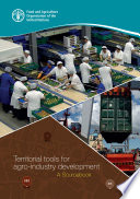 Territorial tools for agro-industry development