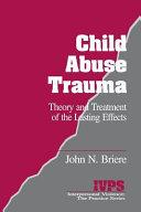 Child Abuse Trauma