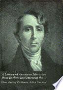 Literature of the republic  pt  2  1821 1834