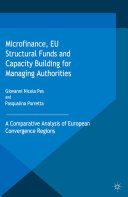 Pdf Microfinance, EU Structural Funds and Capacity Building for Managing Authorities Telecharger