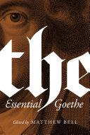 Pdf The Essential Goethe