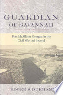 Guardian of Savannah Book