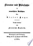 Victor Hugo's ausgewählte Schriften