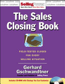Sales Closing Book